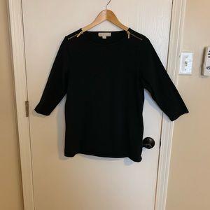 Michael Kors 3/4 Sleeve Top Size 1X